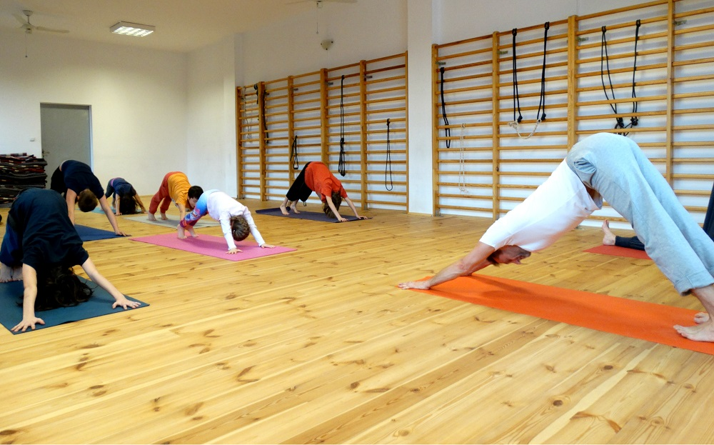 yoga w krakowie