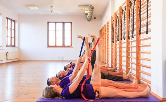 Joga – profilaktyka schorzeń kręgosłupa
